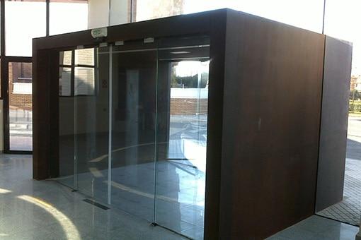 project-automatische-deur